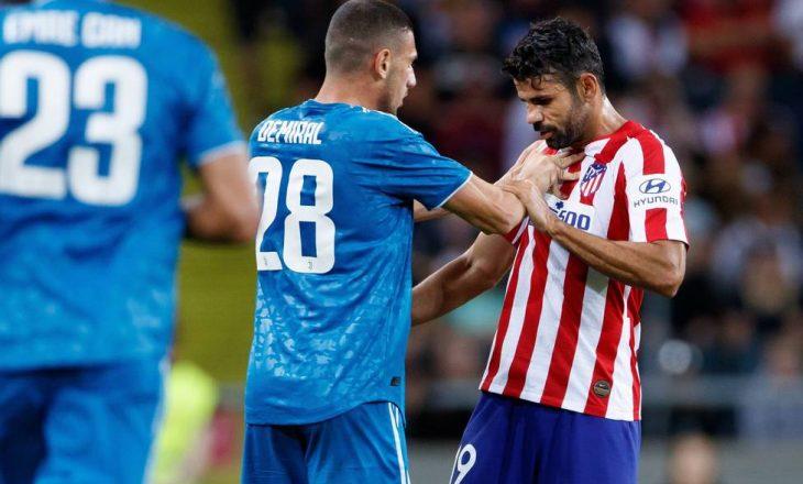 Juventus hidhet në sulm për të siguruar shërbimet e Diego Costa-s