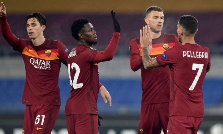 Liga e Europës: Roma dhe Arsenal shënojnë fitore, Napoli barazon