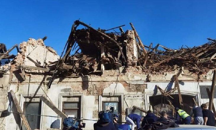 Një vajzë 12 vjeçe – viktima e parë e tërmetit në Kroaci