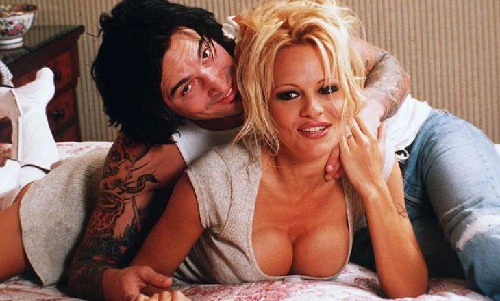 Një seri televizive e bazuar në skandalin e kasetës së seksit të Pamela Anderson dhe Tommy Lee
