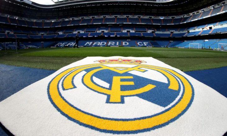 Real Madrid humb 100 milionë euro nga pandemia