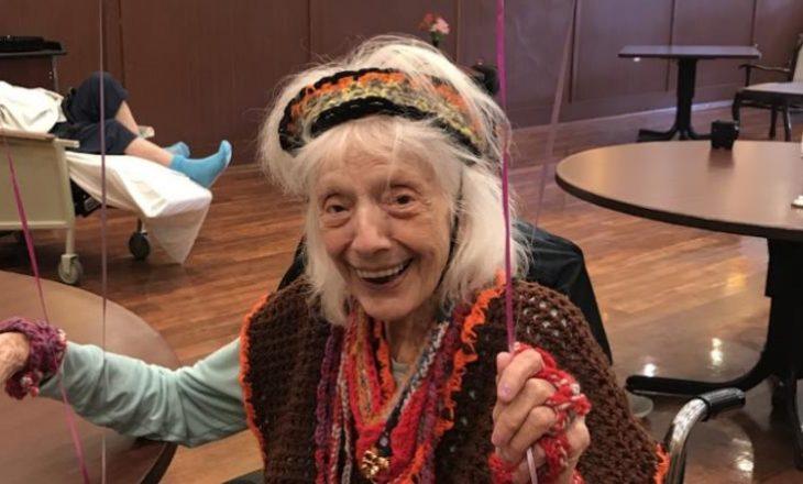 Gruaja 102 vjeçare jetoi në pandeminë e vitit 1918 dhe mundi dy herë Coronavirusin
