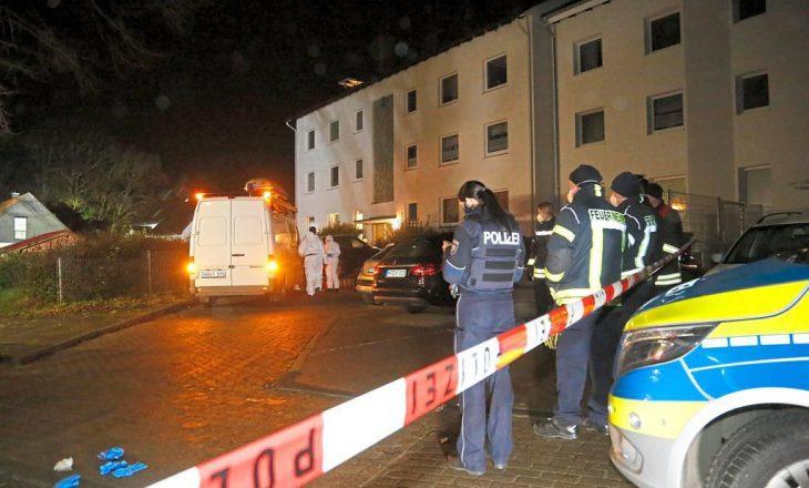 Gjermani: Kosovari e vret kunatën dhe e plagos vëllain e tij para fëmijëve të tyre