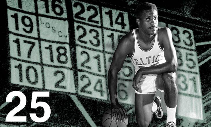 NBA: Ndërron jetë legjenda e Boston Celtics