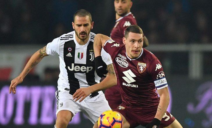 Juventus me përmbysje ndaj Torino-s, fiton derbin lokal