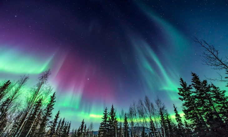 Shpërthimet masive në sipërfaqen e diellit do të shkaktojnë shfaqjen e Aurora Borealis në Angli dhe SHBA