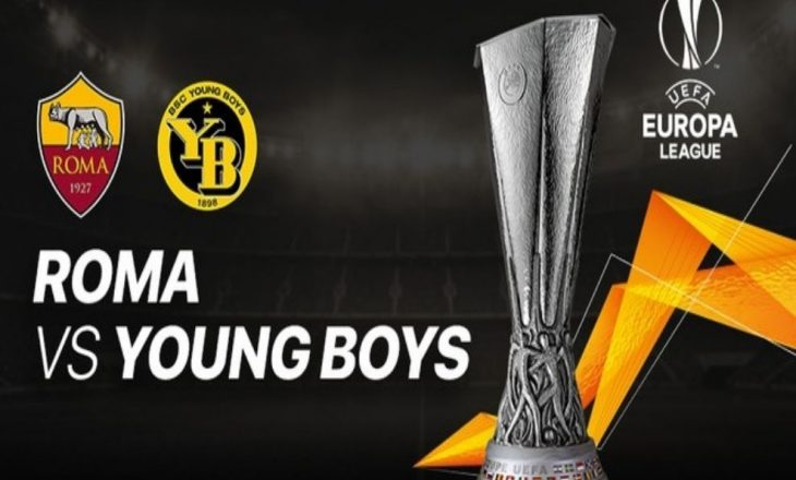 Roma vs Young Boys, formacionet zyrtare
