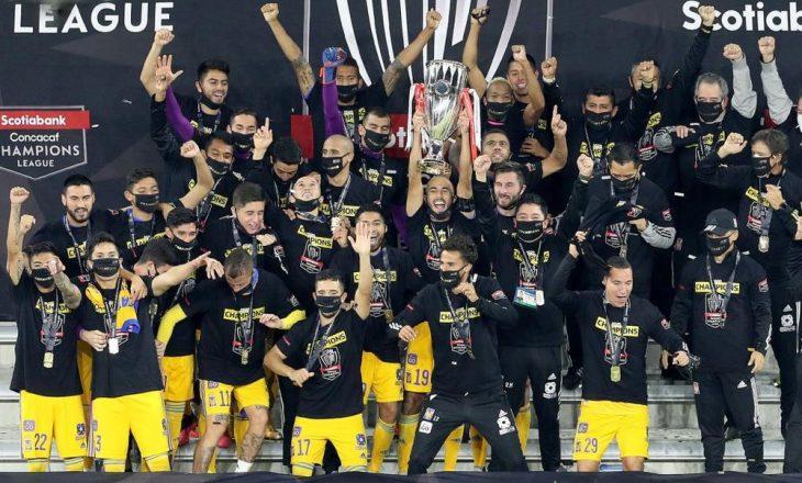 Tigres është fituesi i Champions League në zonën e CONCACAF