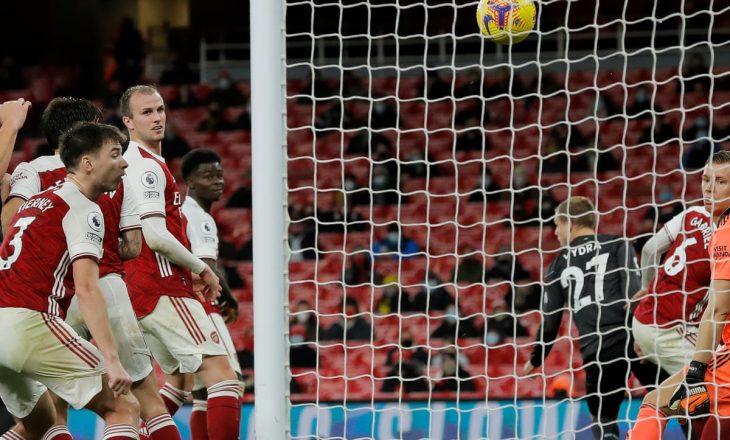 Arsenal humb përsëri, kësaj radhe nga Burnley