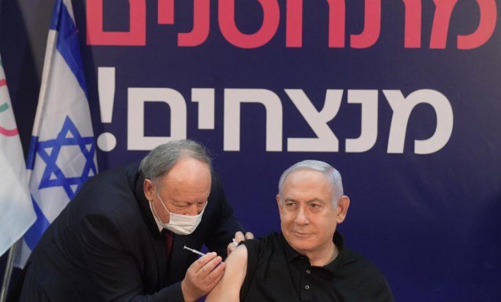 Netanyahu merr vaksinën anti – COVID, fillon shpërndarja në Izrael
