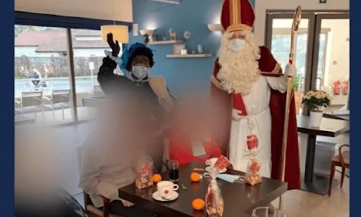 Pas vizitës së 'Babadimrit', në një shtëpi të moshuarish në Belgjikë humbin jetën 18 persona