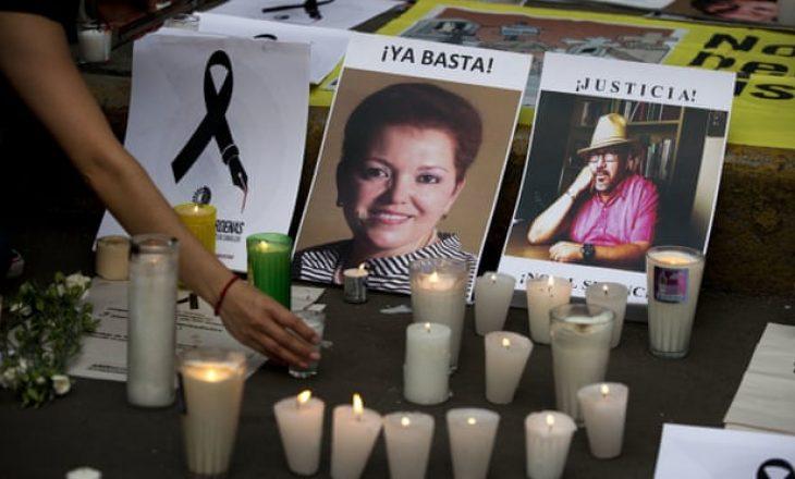 Meksika – vendi më vdekjeprurës për gazetarët