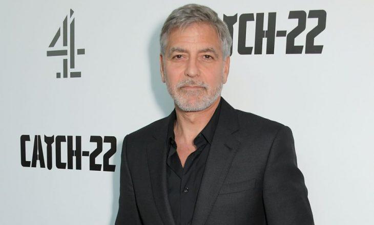 """George Clooney si baba: """"U lë hapësirë fëmijëve që të bëjnë gabimet e tyre"""""""