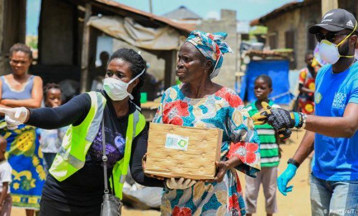 Numri i të infektuarve me COVID-19 në Afrikë shkon mbi 2.4 milionë