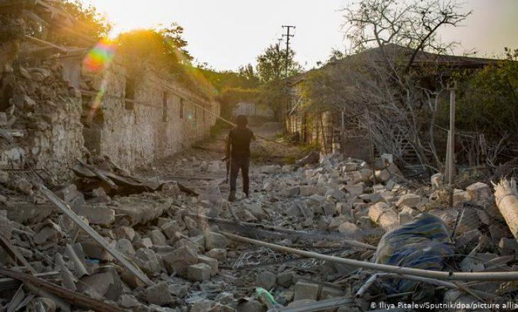 Forcat armene shkelin armëpushim në Nagorno – Karabakh