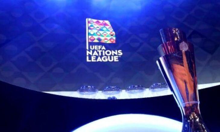 Hidhet shorti për gjysmëfinalet e Ligës së Kombeve