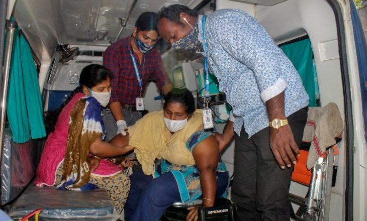 Indi: Një sëmundje e paidentifikuar vret një person, ndërsa qindra të tjerë janë shtruar në spital