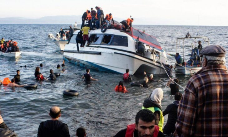 Shtatë emigrantë humbin jetën në brigjet e Egjiptit