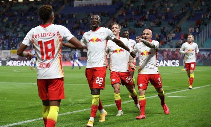 Leipzig fiton në Turqi ndaj Basaksehir