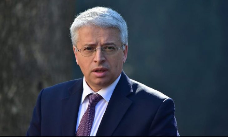Shqipëri: Jep dorëheqjen Ministri i Brendshëm, Sandër Lleshaj