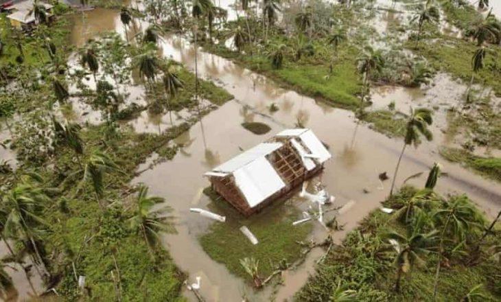 Nga cikloni në Fixhi dy persona humbin jetën