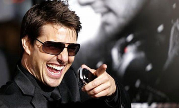 Tom Cruise ka nisur një lidhje dashurie në fshehtësi