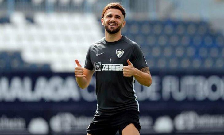 Armando Sadiku do të mungojë tri javë për Erzurumspor shkaku i lëndimit