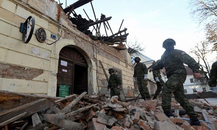 Shkon në shtatë numri i viktimave nga tërmeti në Kroaci