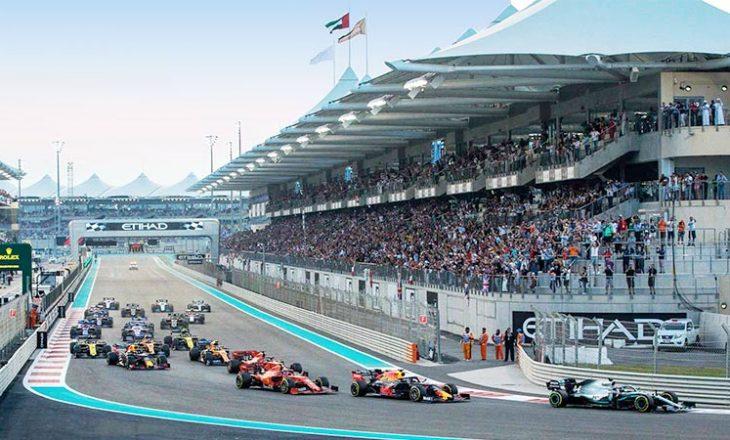 Formula 1 mbyll sezonin me Çmimin e Madh në Abu Dhabi