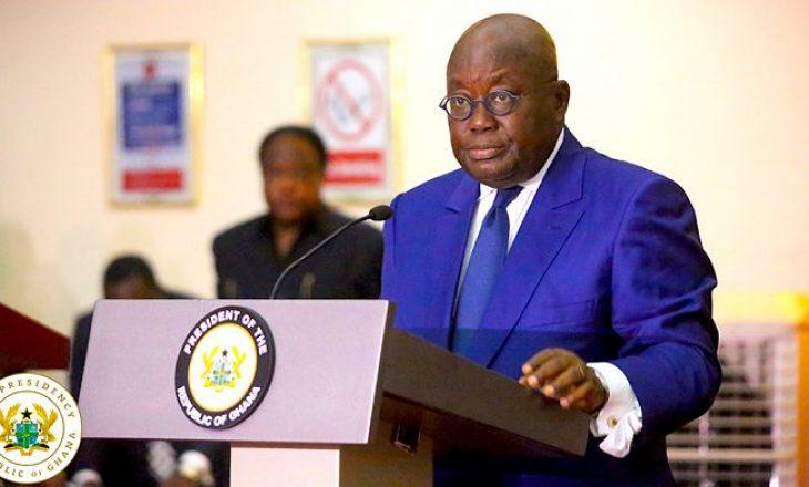 Gana zgjedh presidentin e ri mes trazirave në vend