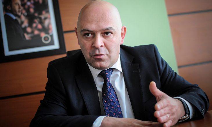 Gjini: Edhe partitë e tjera besojnë se Haradinaj është i duhuri për president