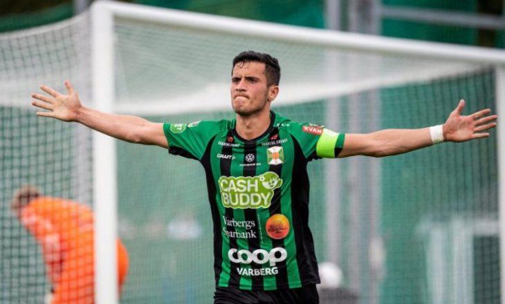 Astrit Selmani: Mendoj për karrierën time në klub, kam kohë të mendoj se cilën do të përfaqësoj Kosovën, Shqipërinë apo Suedinë