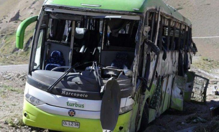 Nga aksidenti mes dy autobusëve shënohen 13 viktima në Nigeri
