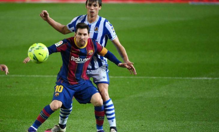 Barcelona mposht Sociedad-in