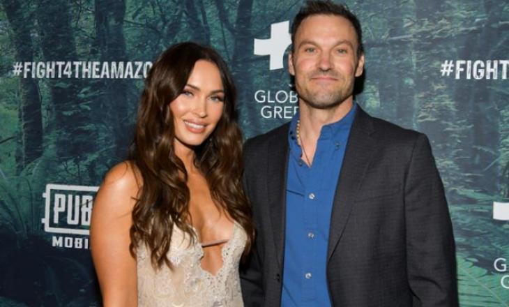 Brian Austin Green kërkon divorcin nga Megan Fox dhe kujdestari të përbashkët të fëmijëve