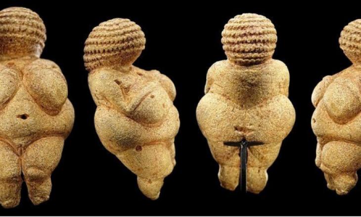 Venusi i Willendorf dhe figurinat e ngjajshme parahistorike mendohet të kenë qenë 'mjete ideologjike'