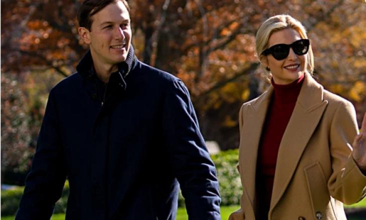Ivanka Trump dhe Jared Kushner blejnë tokën në vlerë prej 30 milionë dollarësh