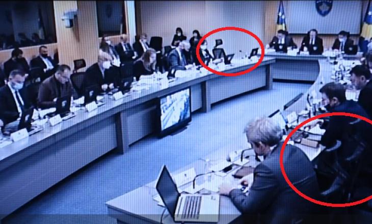 Lista Serbe bojkoton mbledhjen e Qeverisë Hoti