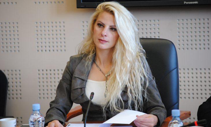 Duda Balje deklarohet pas kalimit në Grupin Parlamentar të Nismës Socialdemokrate