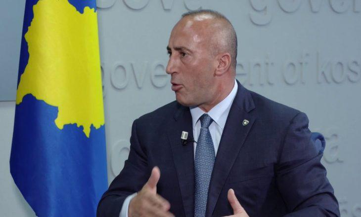 Haradinaj: Rastet e fundit të grabitjeve dhe vjedhjeve janë alarm për institucionet