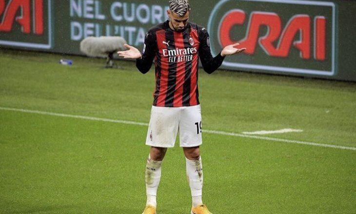 Theo Hernandez: Përgjithmonë te Milan