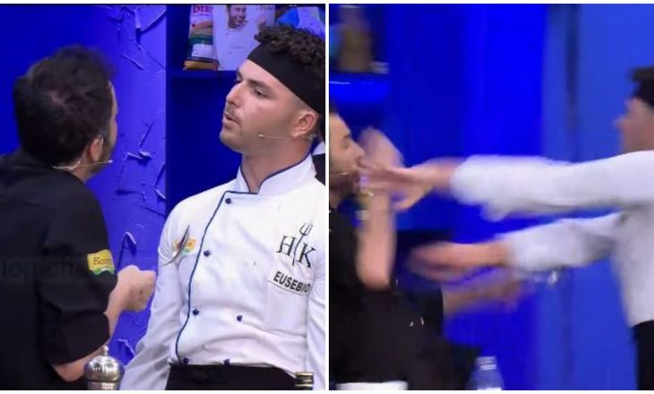 Shef Renato nokautohet nga konkurrenti
