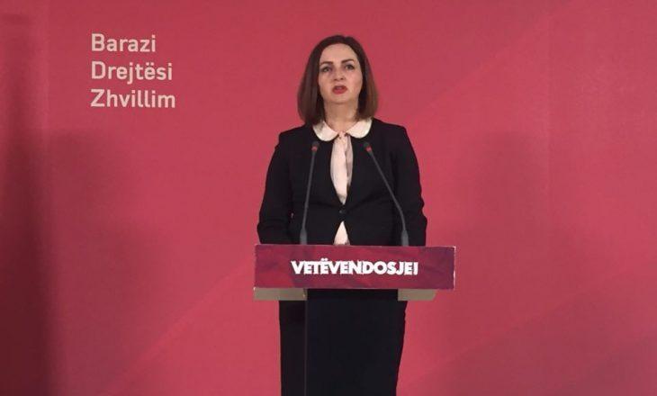 Arbërie Nagavci: VV fiton mbi 50% të votave