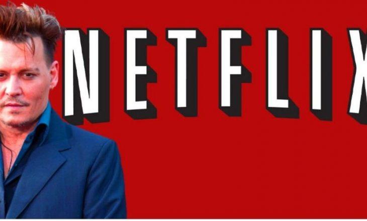 Netflix largon fshehurazi filmat e Johnny Depp nga platforma