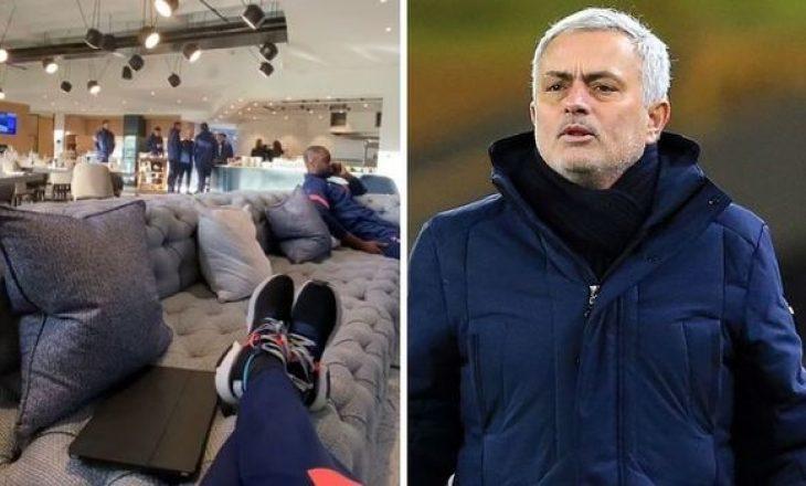 Pas anulimit të ndeshjes ndaj Fulham, Mourinho ironizon Premier League-n