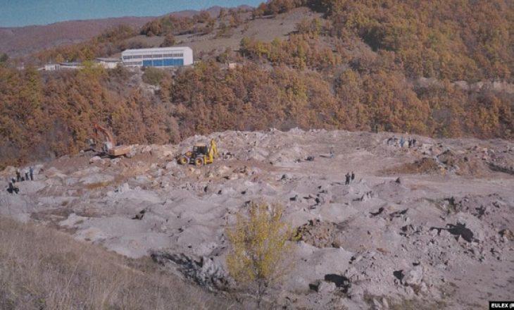 Në Kizhevak dyshohet se janë mbetjet mortore të deri 20 personave