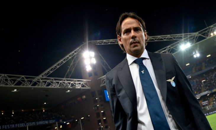 Trajneri i Lazio-s, Simone Inzaghi infektohet me Coronavirus