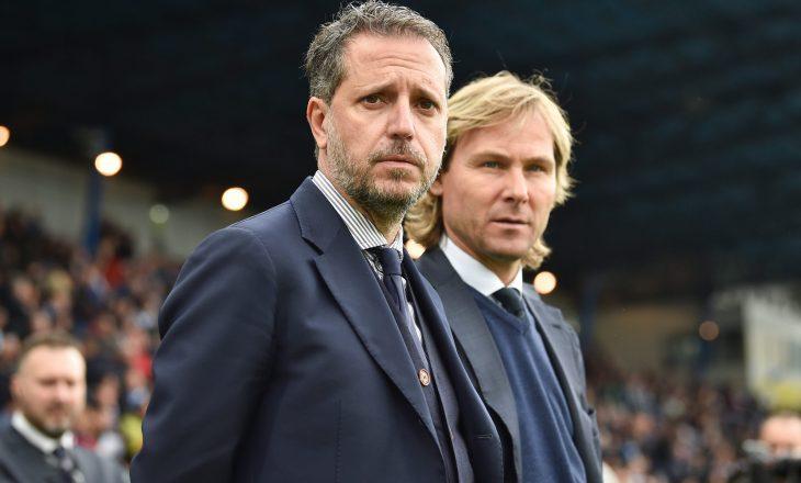 Pavel Nedved dhe Drejtori Sportiv i Juventus dënohen nga Federata italiane