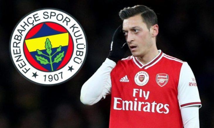 Bild: Ozil do të vazhdojë karrierën te Fenerbahçe