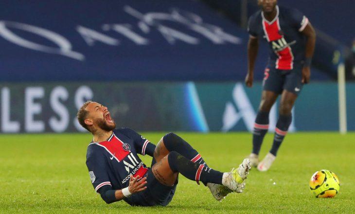 Neymar mungon për PSG-në deri në janar